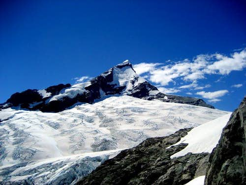 Mt. Aspiring