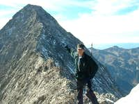 Capitol Peak's Knife Ridge