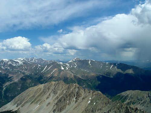 Mt Massive & Mt Elbert