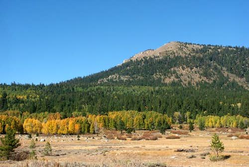 Fall colors in Hope Valley -...