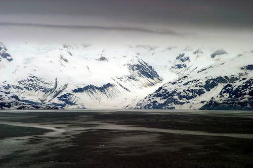 Bad Weather on Glacier Bay