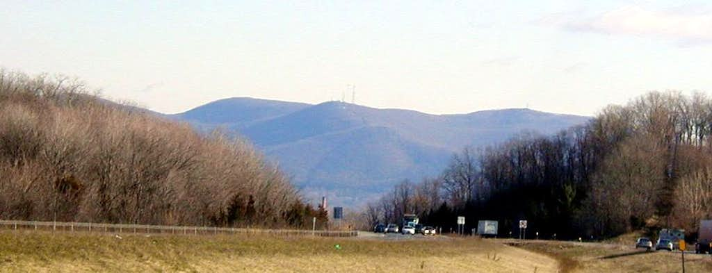 From Interstate 84