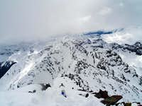 Thunder Pyramid Summit Ridge
