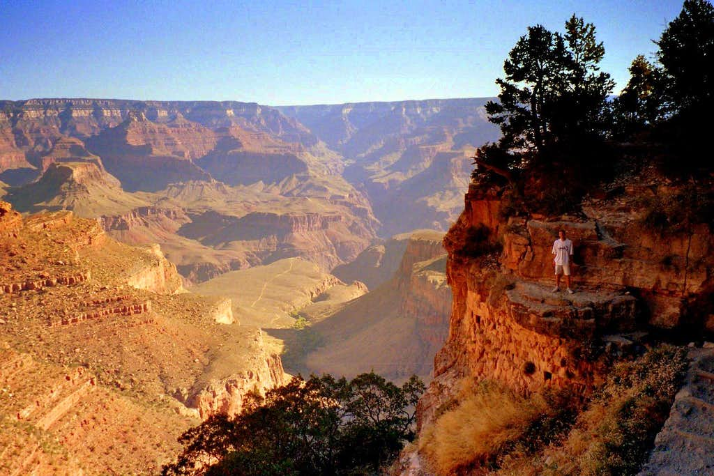 Grand Canyon early morning!