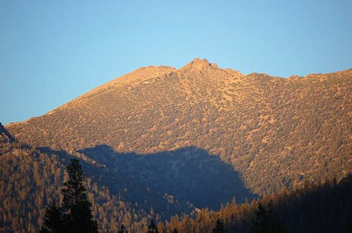 Freel Peak from the NW