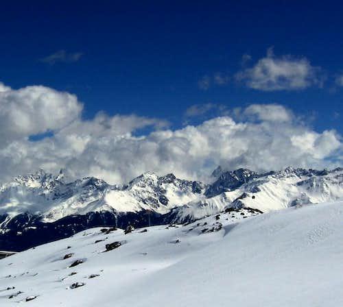 Otztal view