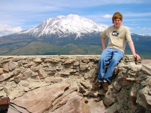 Black Butte Summit