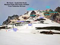 Mt. Hood -- South Side Route