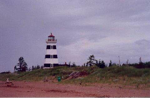 Lighthouse at Cedar Dunes