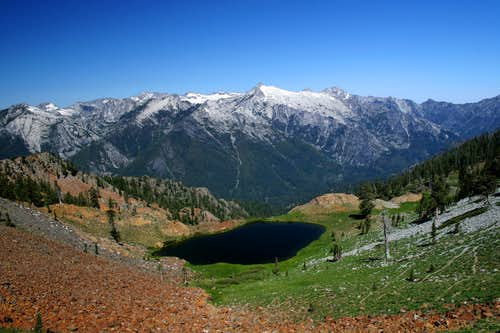 Trinity Alps