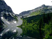 Upper Geiger Lake