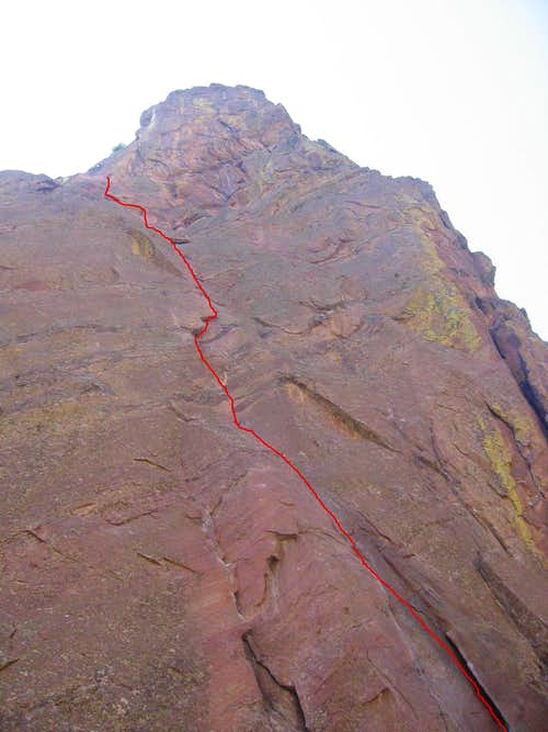 Bastille Crack Route