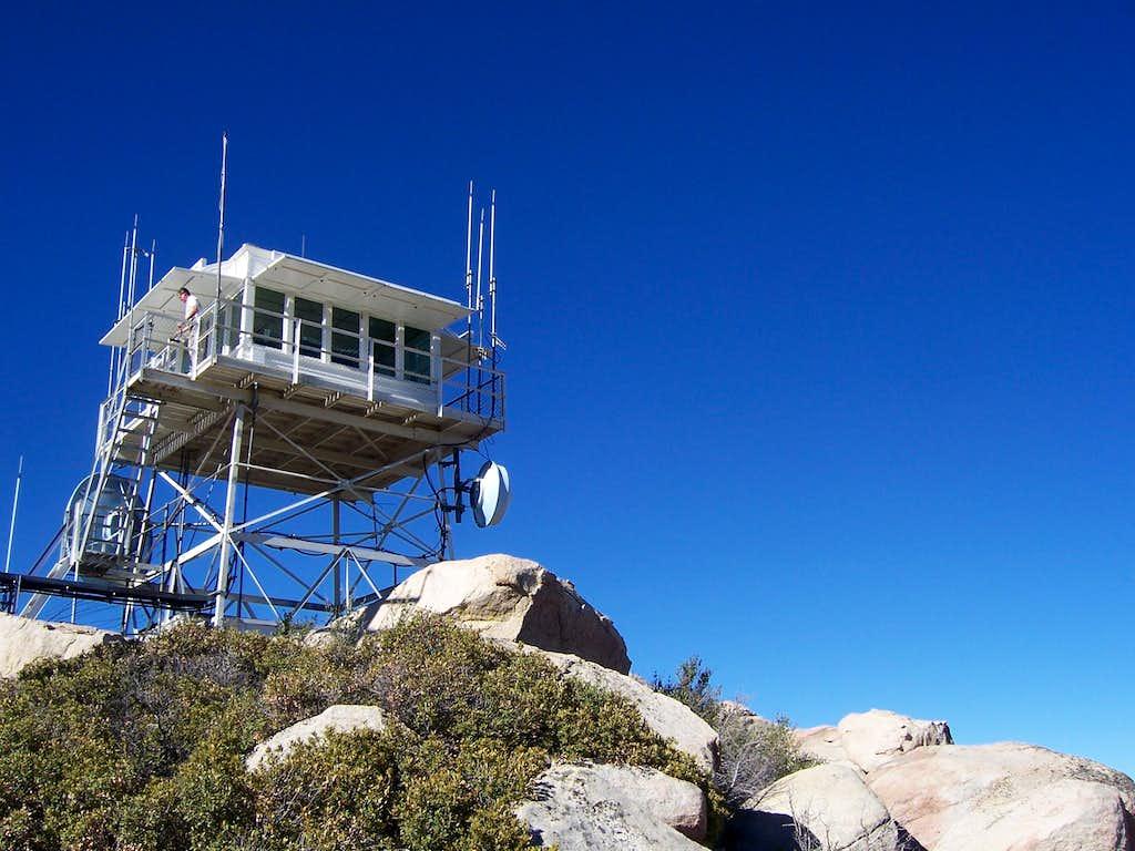 Keller Peak Lookout