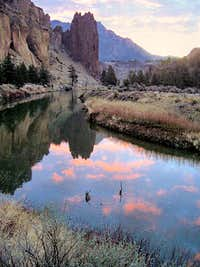 Smith Rock Reflections