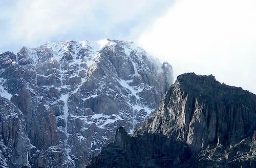 Innominata Ridge