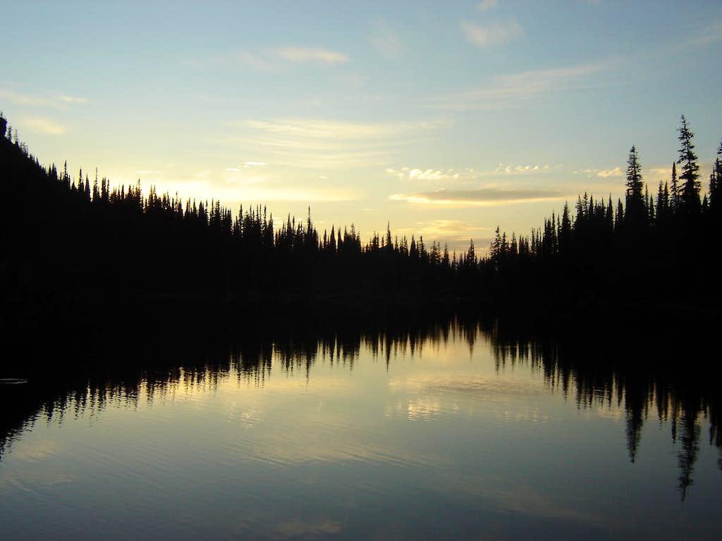 Snowshoe Lake
