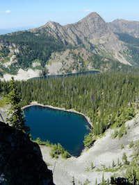 Sugarloaf Mountain & Sky Lakes