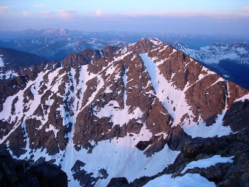 Holy Cross Ridge in June