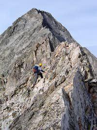 Capitol Peak after Knife Edge