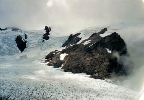 Cross the Blue Glacier