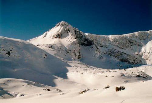 Haramiata - winter 2002....