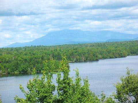 Katahdin - 7th highest in Northeast
