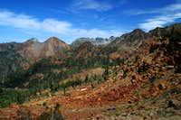 Red Trinity Alps