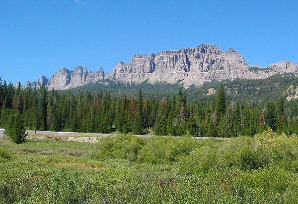 Pinnacle Buttes