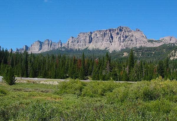 Pinnacle Butte