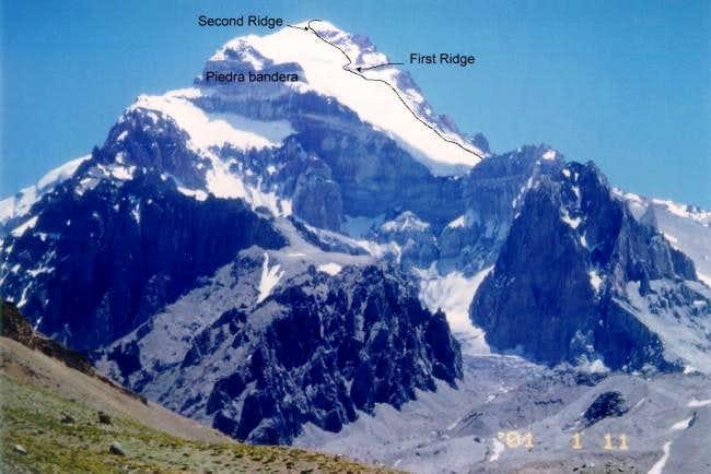 direct polish glacier route...