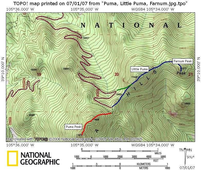 Map_Puma, Little Puma, Farnum