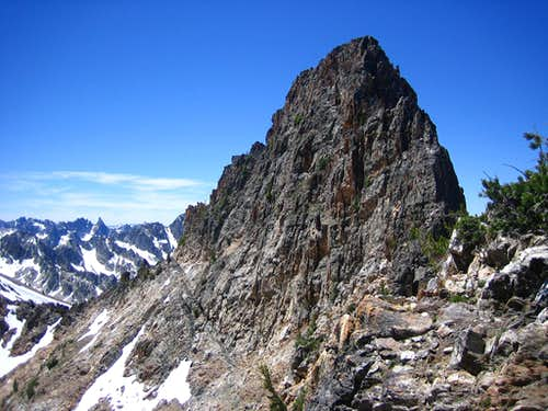 Merritt Peak- South Summit