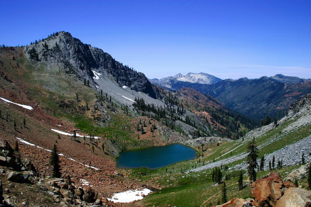Siligo Peak