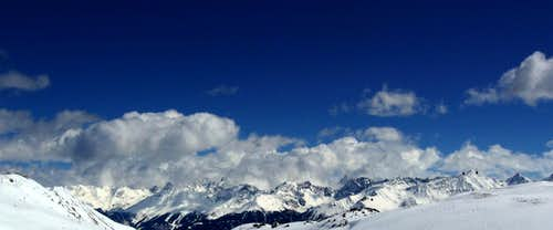 Otztal Panorama