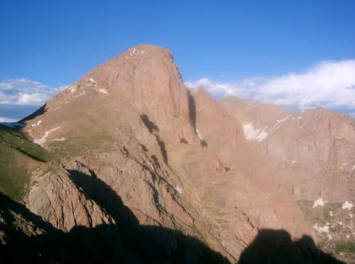 Turret Peak