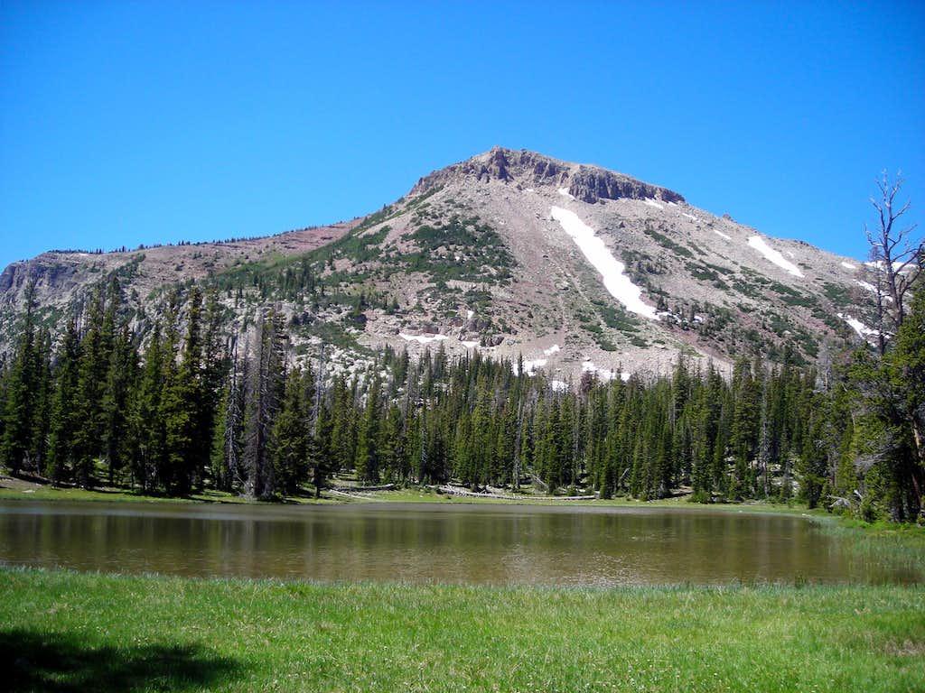 Teal Peak 11,197