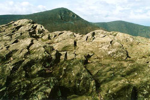 Crescent Rock