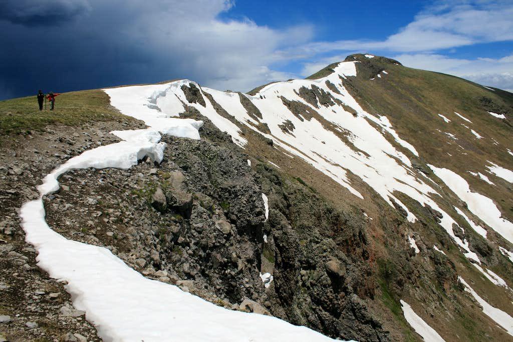 Conejos Peak from the Southwest