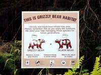 Grizzly Bear Habitat