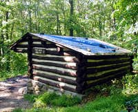 Appalachian Trail Shelters