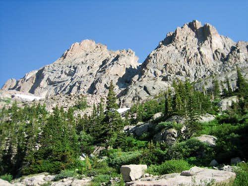 Mahana Peak