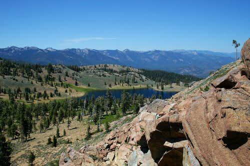 East Boulder Lake