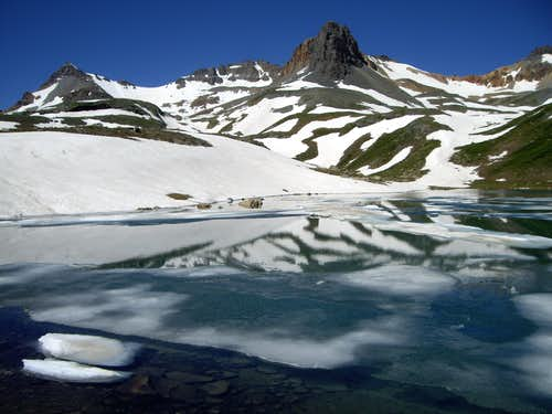 Ice Lake - 12,257ft. - Colorado