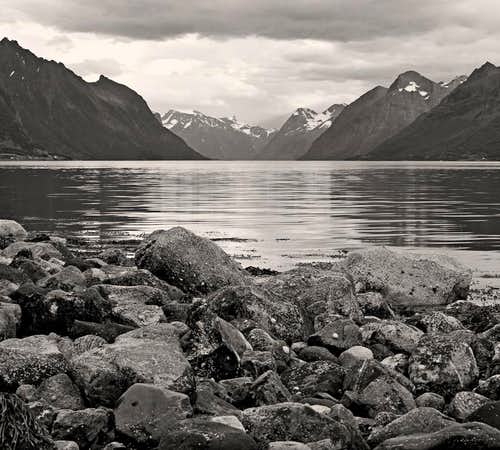 Mountains and Fjords