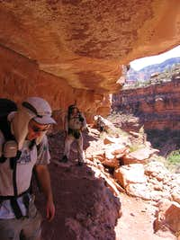 Royal Arch Loop September 2006