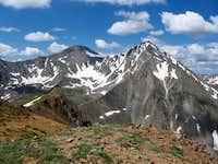 Grays, Torreys & Kelso Ridge