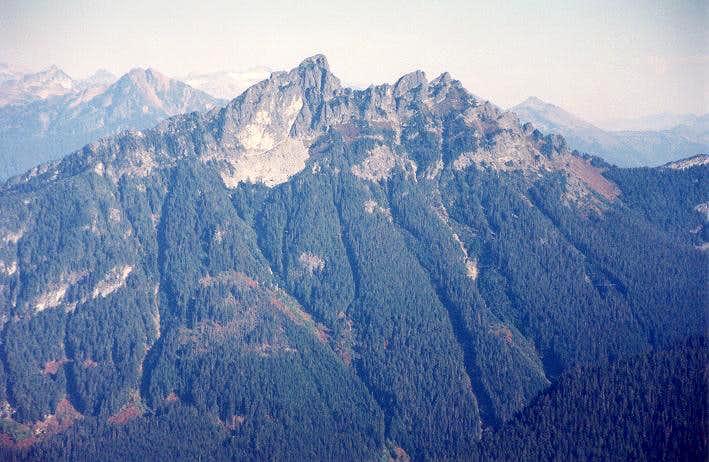 Bedal Peak fr Twin Peaks