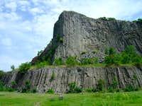 Hegyes-tű basalt formation