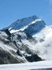 Rimpfischhorn from Rothorn
