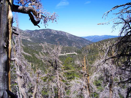 San Gorgonio - Fish Creek